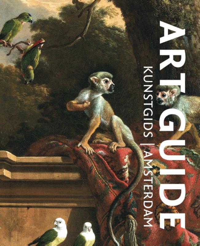 Kunstgids   Art Guide Amsterdam