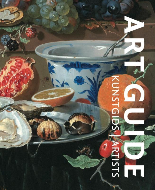 Kunstgids   Art Guide Kunstenaars