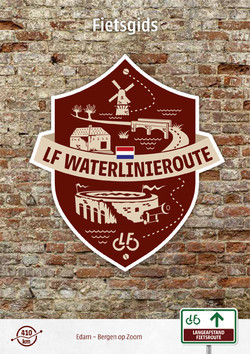 Fietsgids LF Waterlinieroute