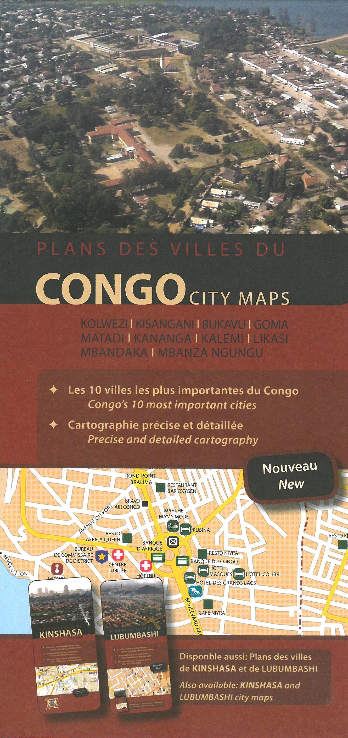 Congo stadsplannen