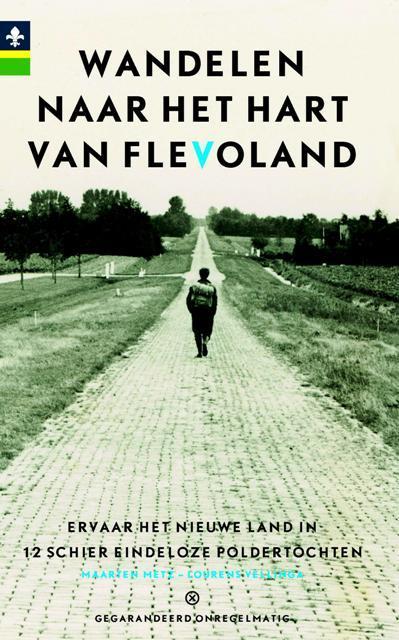 Wandelen naar het hart van Flevoland