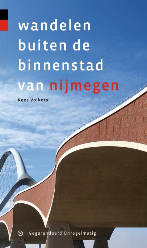 Wandelen buiten de binnenstad van Nijmegen