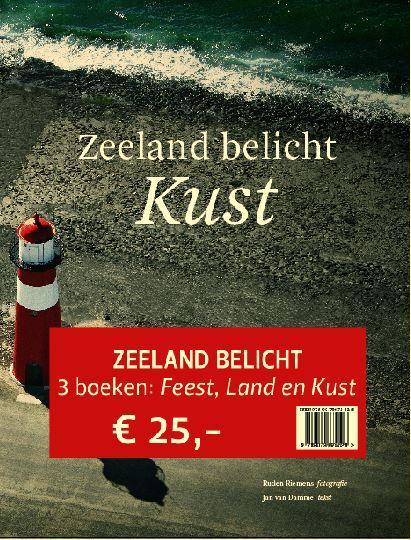 Zeeland belicht pakket drie delen Feest, Land en Kust