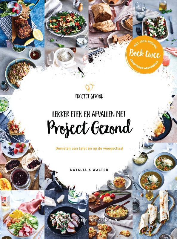 Lekker eten en afvallen met project gezond