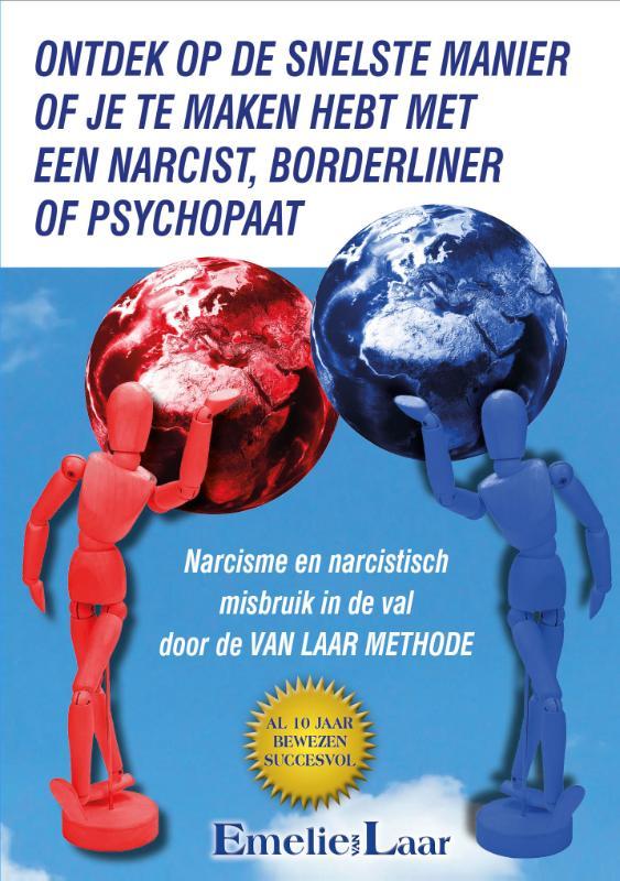 Ontdek op de snelste manier of je te maken hebt met een narcist, borderliner of psychopaat.