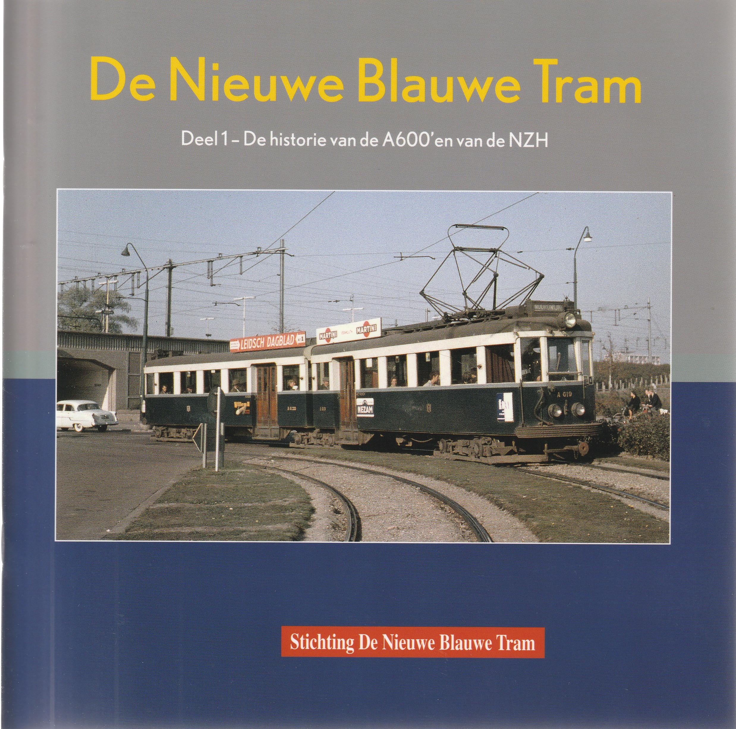 De Nieuwe Blauwe Tram  1