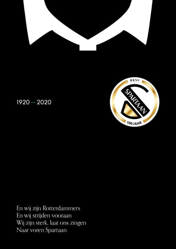 Jubileumboek Spartaan'20