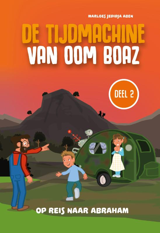 De Tijdmachine van oom Boaz (deel 2)