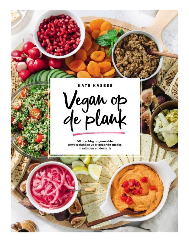 Vegan op de plank