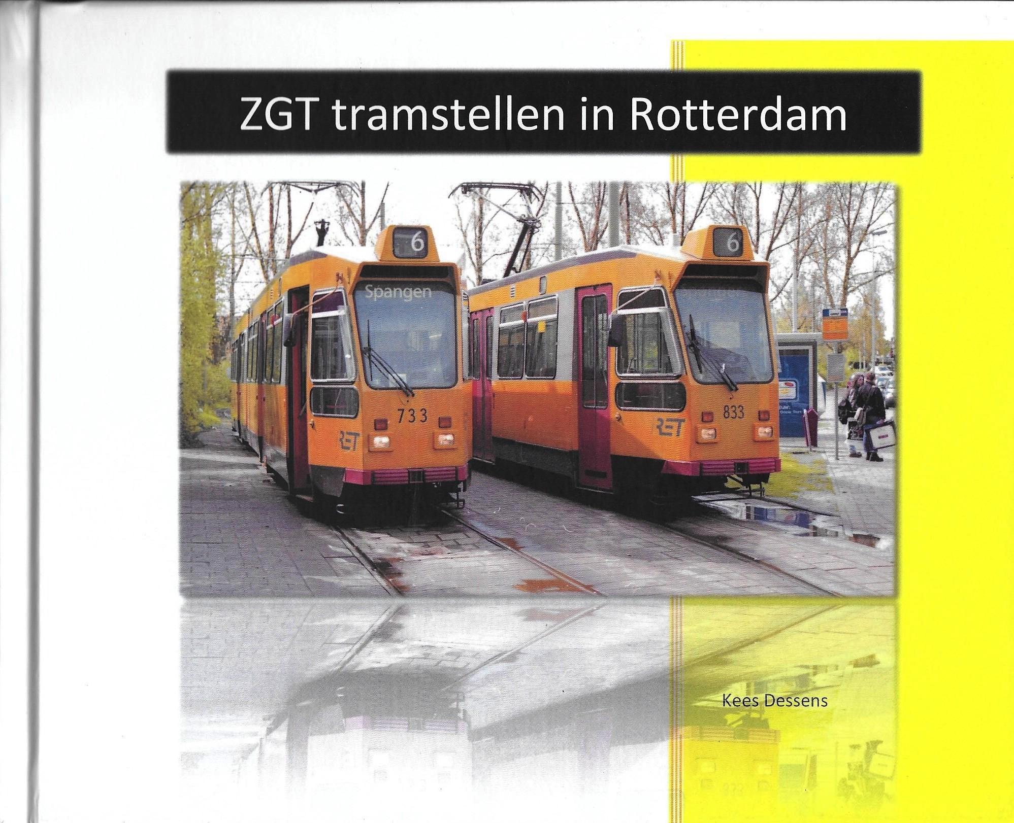 ZGT Tramstellen in Rotterdam