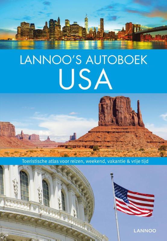 Lannoo's autoboek: USA