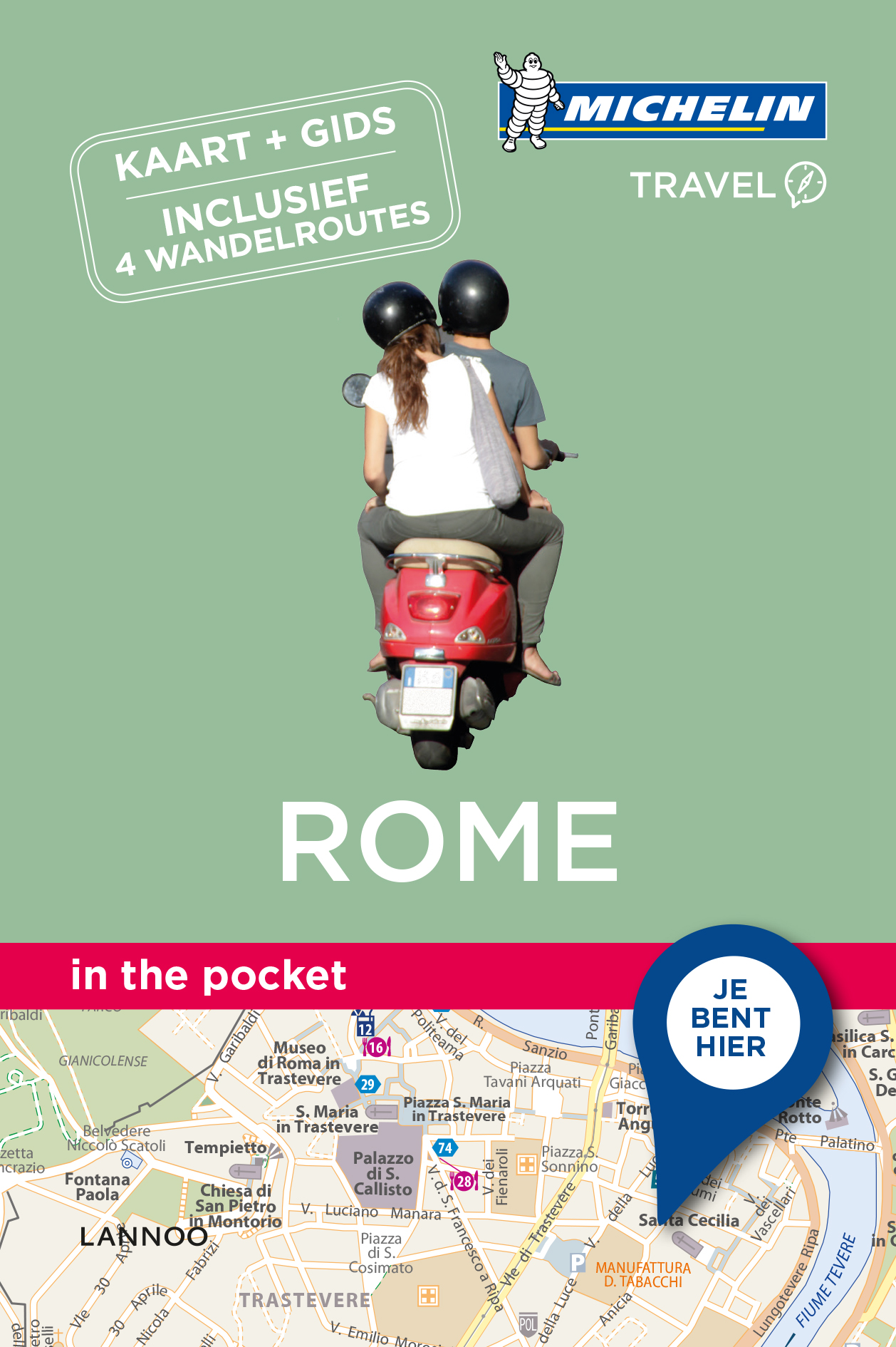 Michelin in the pocket: - Rome