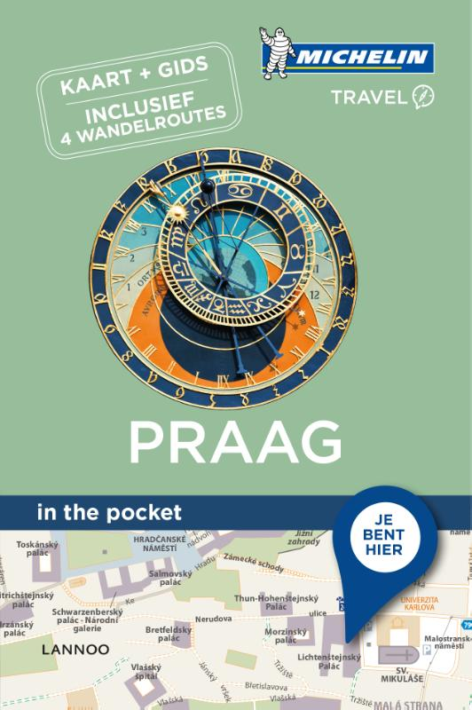 Michelin In the pocket - Praag
