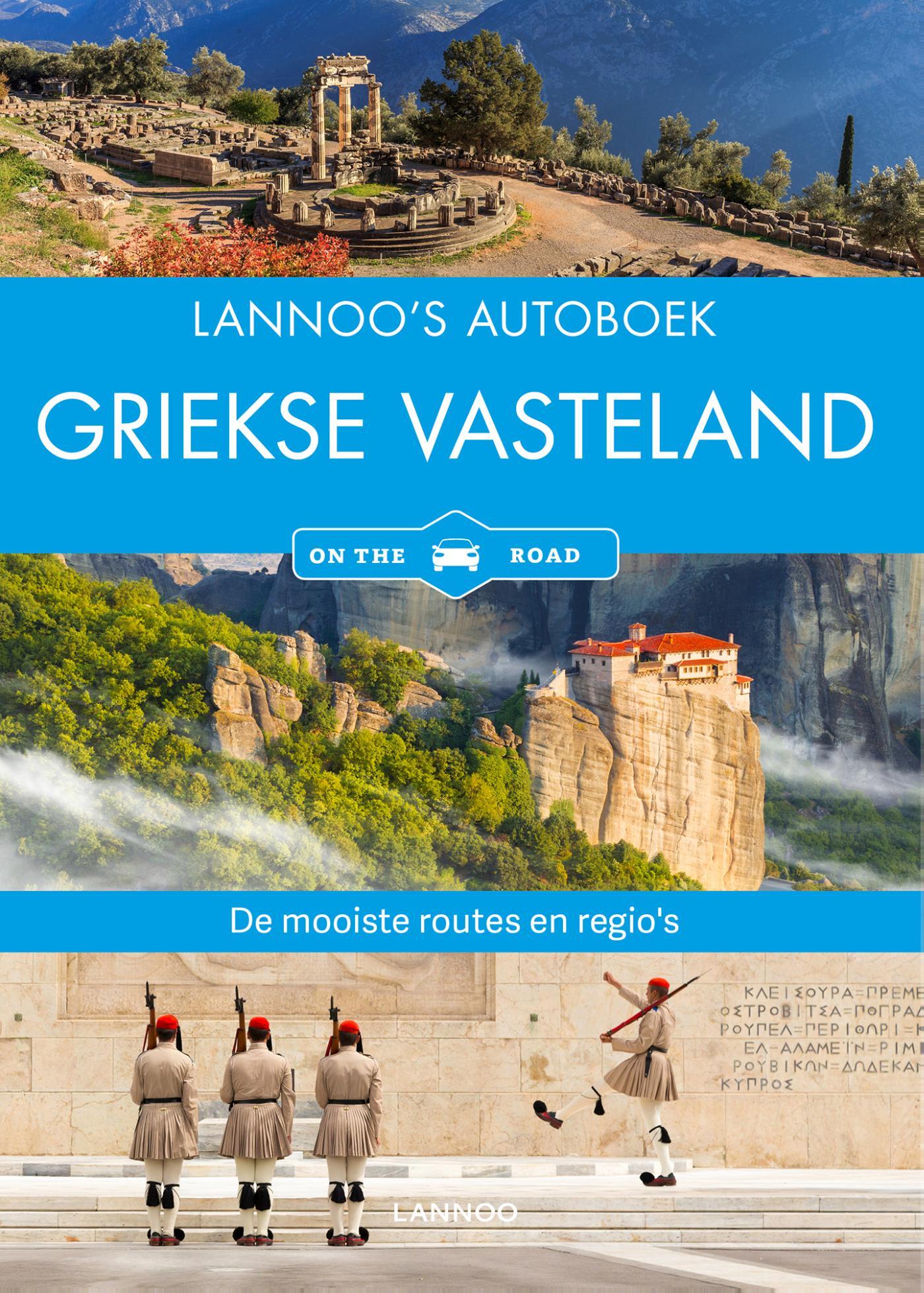 - Griekse vasteland on the road