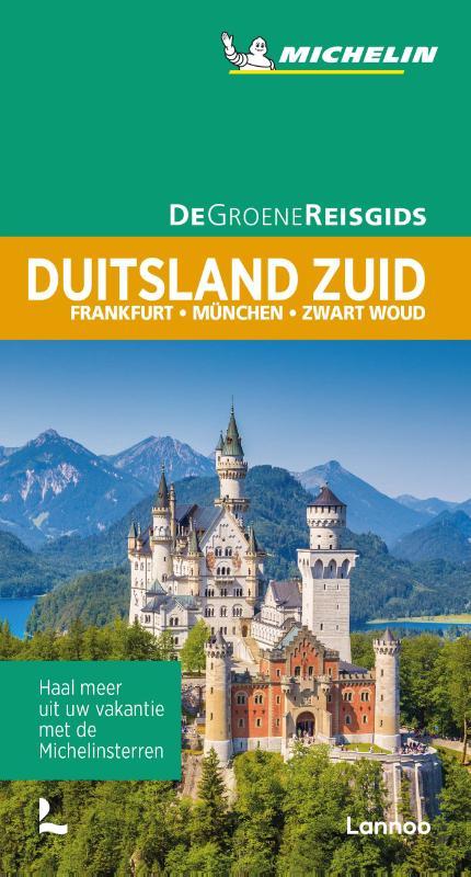 De Groene Reisgids - Duitsland Zuid