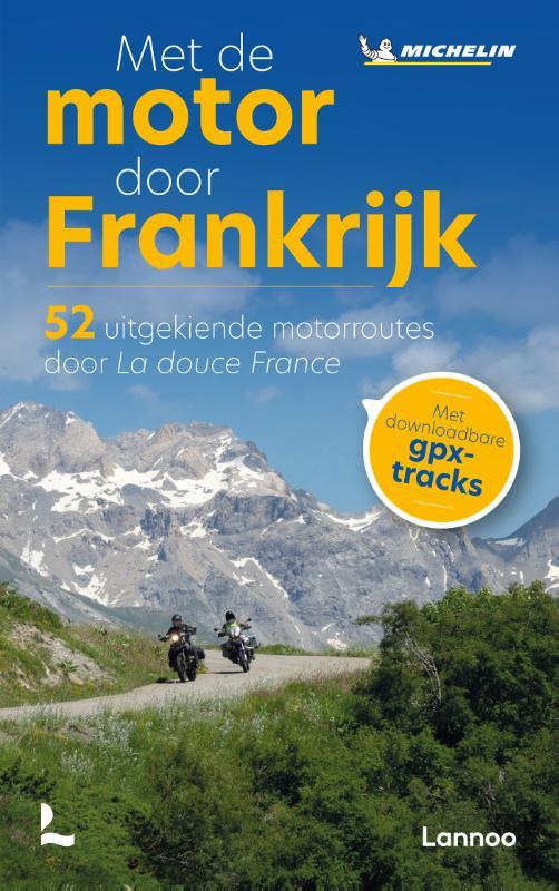 Met de motor door Frankrijk