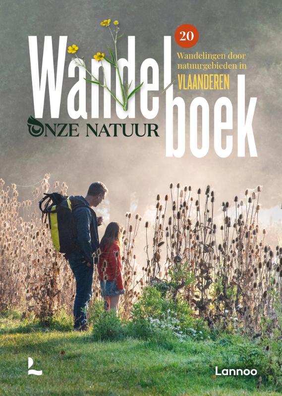 Wandelboek Onze Natuur Vlaanderen