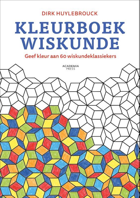 Kleurboek wiskunde
