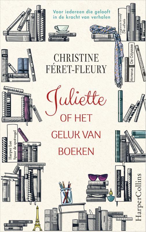 Juliette of het geluk van boeken