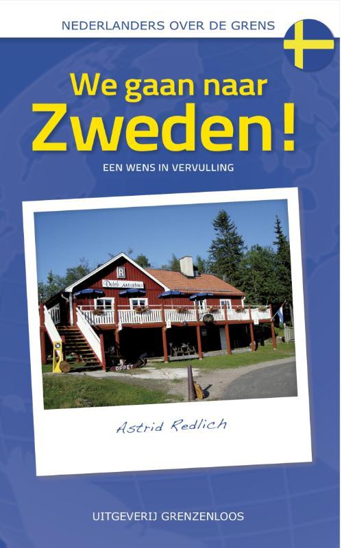 We gaan naar Zweden!