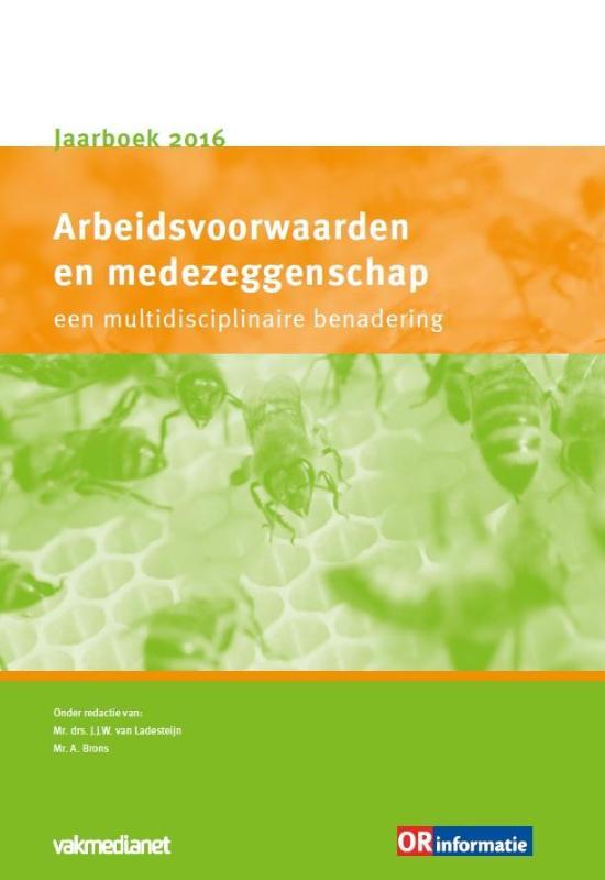 Jaarboek Arbeidsvoorwaarden en Medezeggenschap
