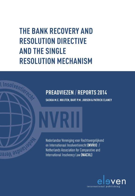 Preadviezen Nederlandse Vereniging voor Rechtsvergelijkend en Internationaal Insolventierecht