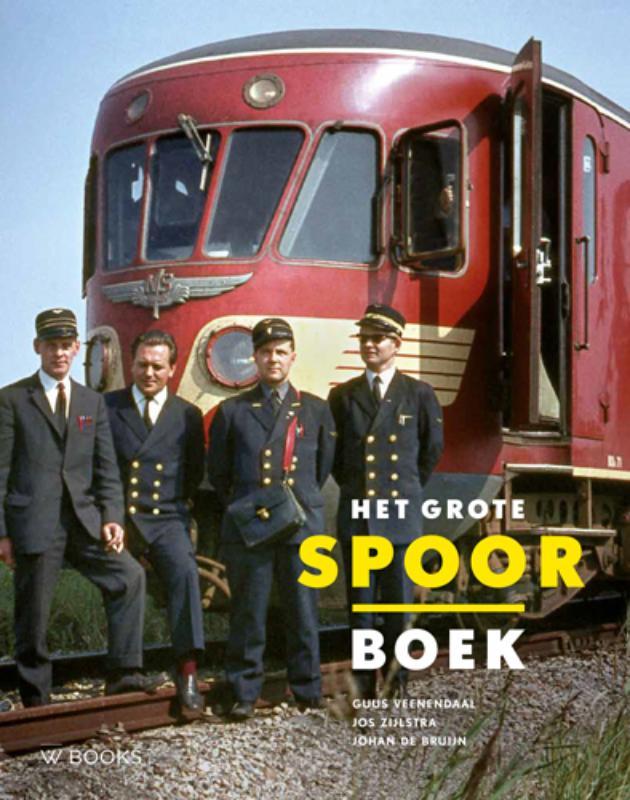 Het Grote Spoor Boek (Midsize)