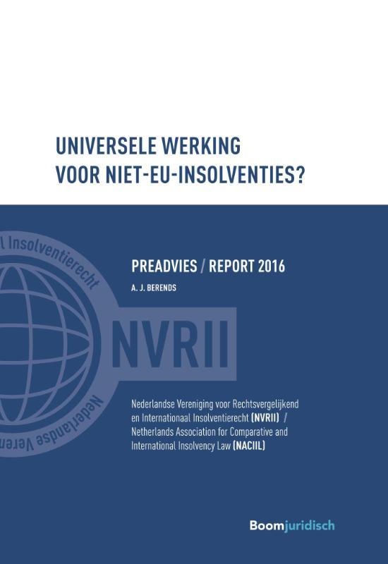 Reports NACIIL/Preadviezen NVRII