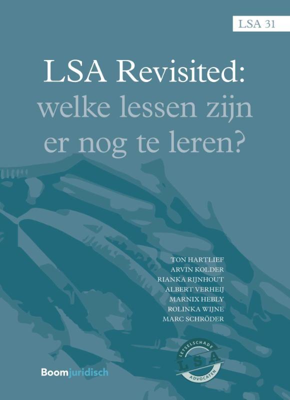 LSA-reeks