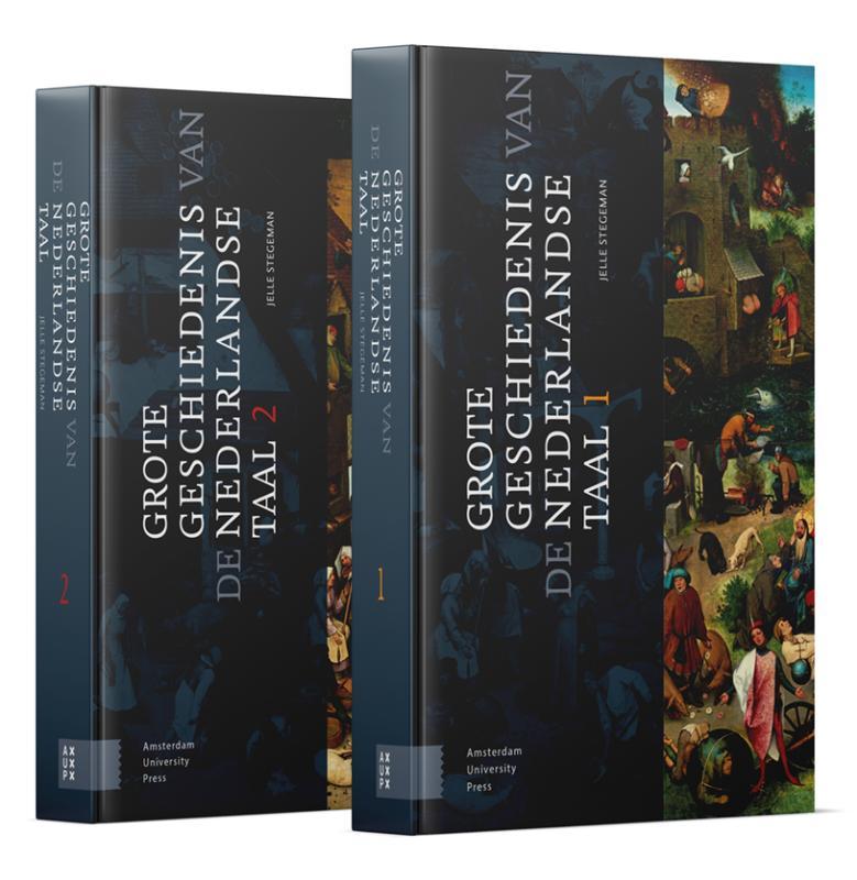Grote geschiedenis van de Nederlandse taal (set)