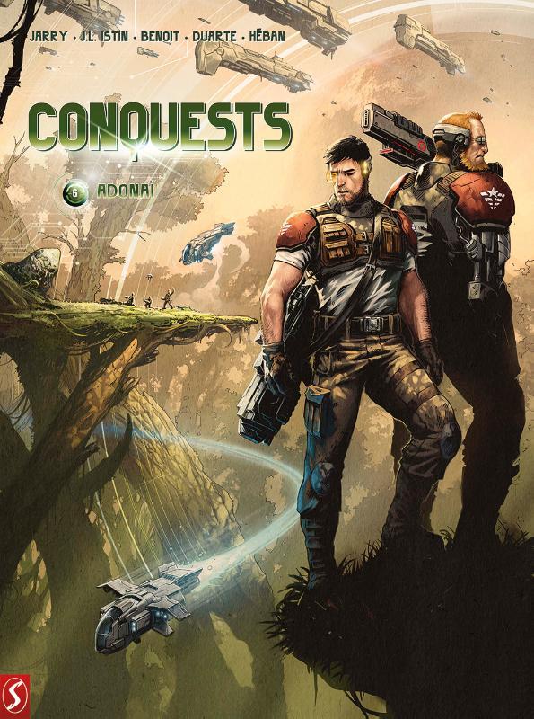 Conquests 6: Adonaï