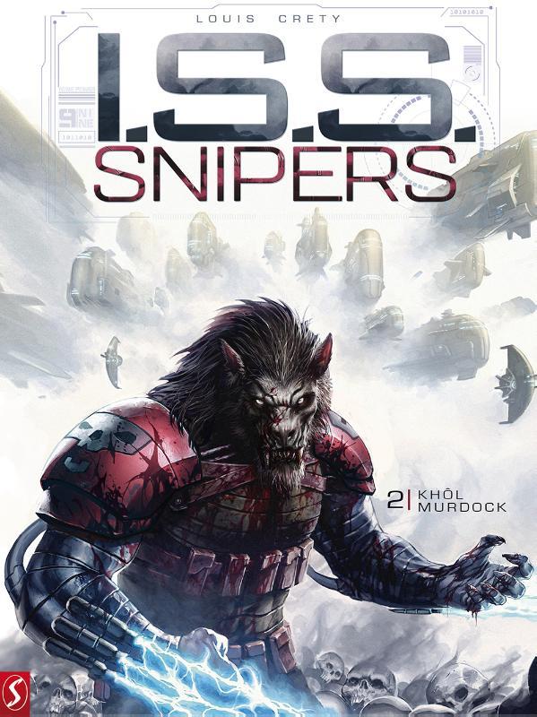 I.S.S. Snipers 2: Khôl Murdock