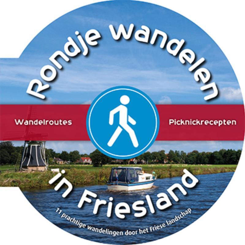 Rondje wandelen in Friesland