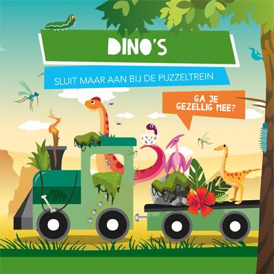 Puzzeltrein Dino's