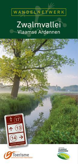 Zwalmvallei wandelnetwerk Vlaamse Ardennen +inspiratiegids