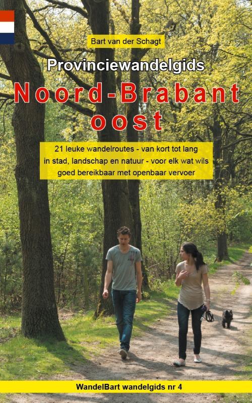 Provinciewandelgids Noord-Brabant oost