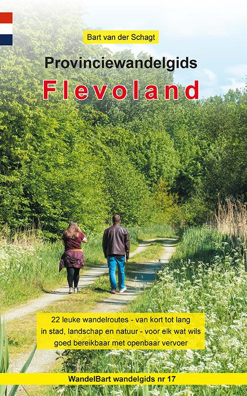 Provinciewandelgids Flevoland