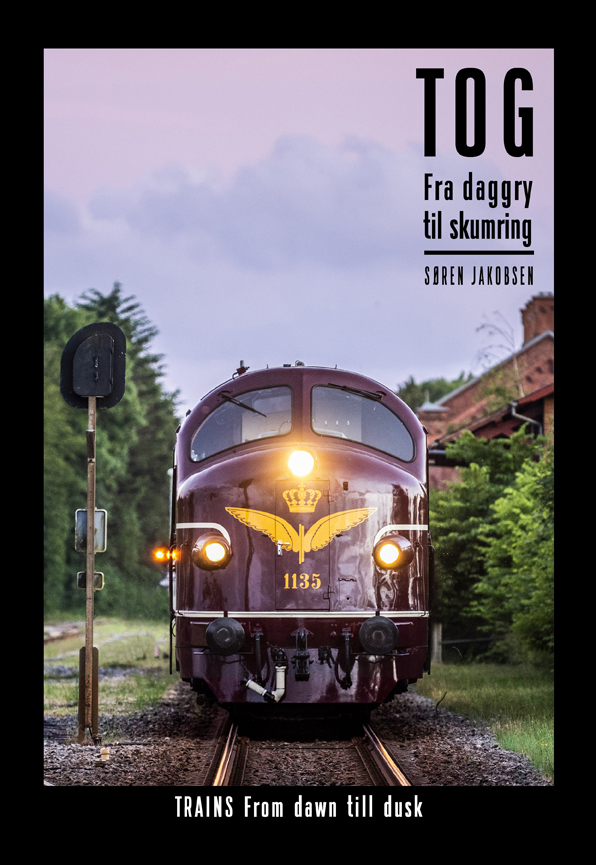 TRAINS - From dawn till dusk
