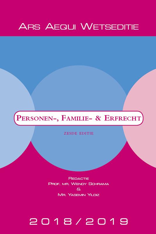 Ars Aequi Wetseditie Personen-, familie en erfrecht