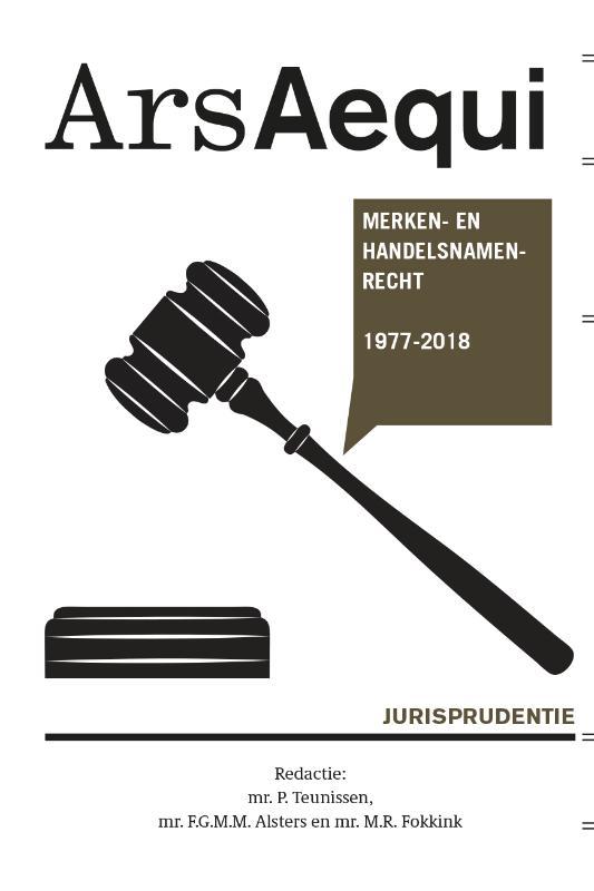 Ars Aequi Jurisprudentie Merken- en handelsnamenrecht