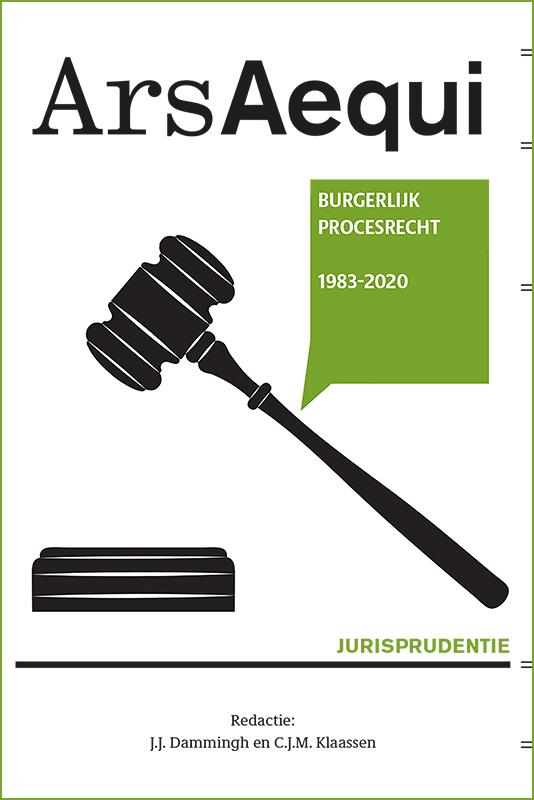 Ars Aequi Jurisprudentie Burgerlijk procesrecht