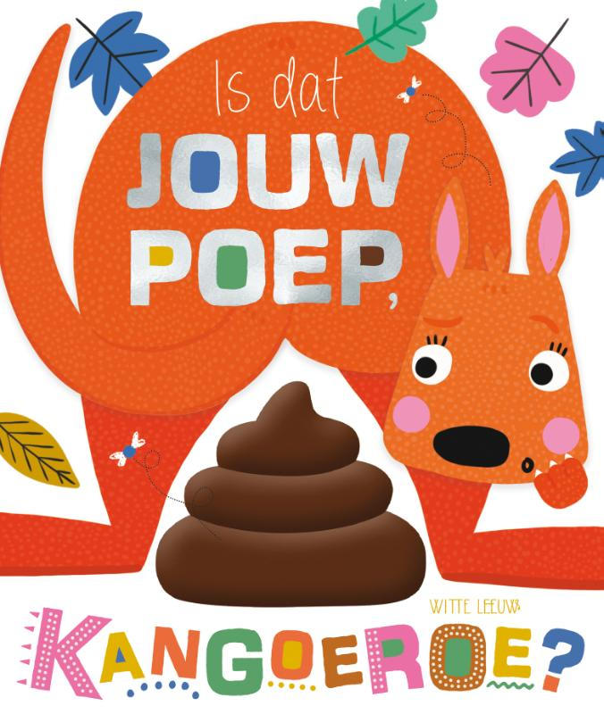 Is dat jouw poep, Kangoeroe?