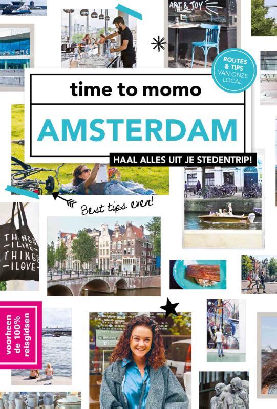 time to momo Amsterdam