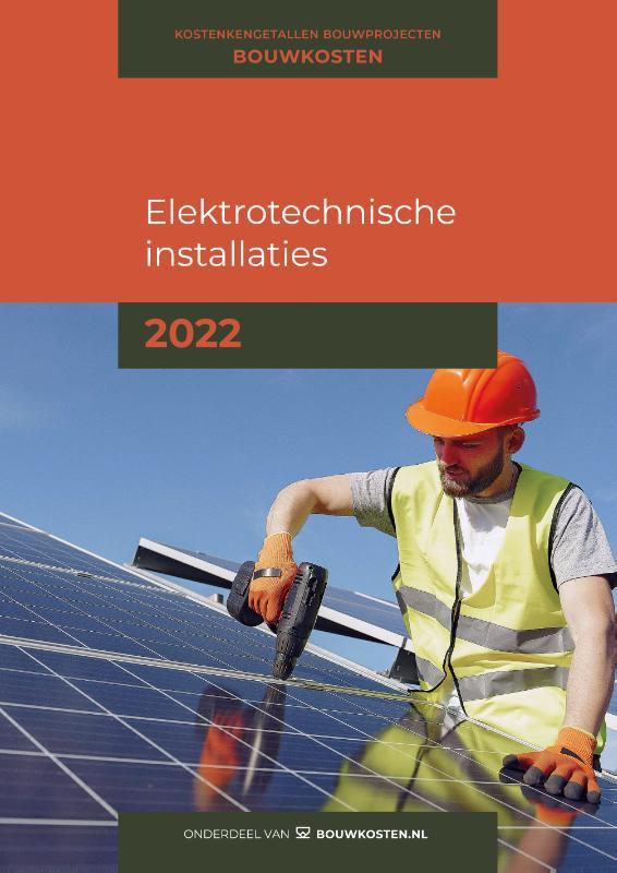 Kostenkengetallen bouwprojecten Elektrotechnische installaties 2022