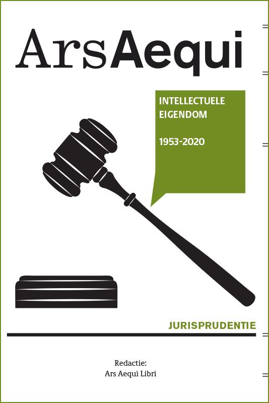 Ars Aequi Jurisprudentie Intellectuele Eigendom