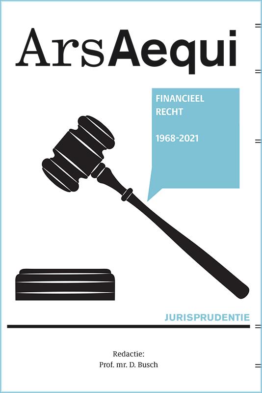 Jurisprudentie Financieel recht 2021