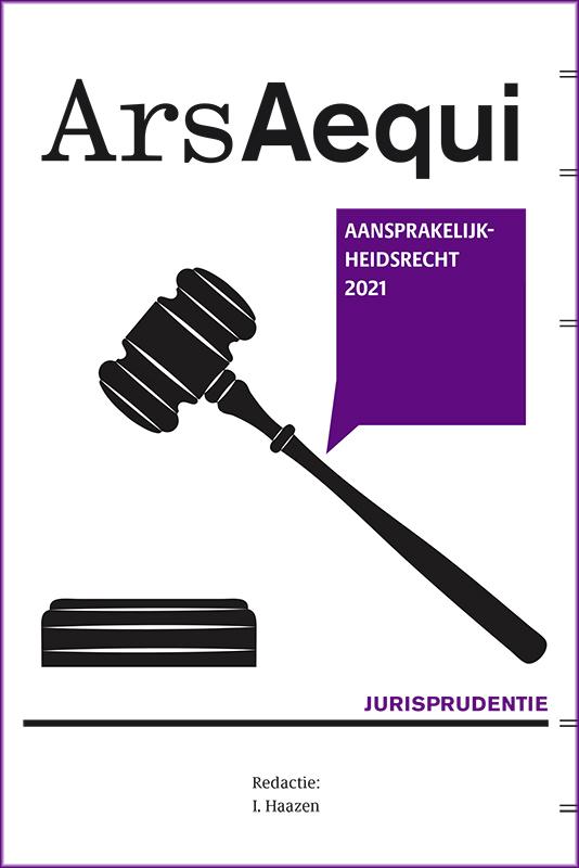 Ars Aequi Jurisprudentie Aansprakelijkheidsrecht