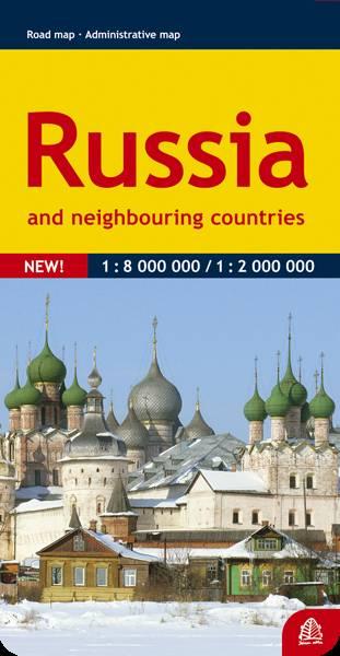 Rusland & buurlanden