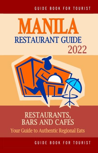Manila Restaurant Guide 2022