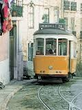Trams Op Mallorca En In Lissabon